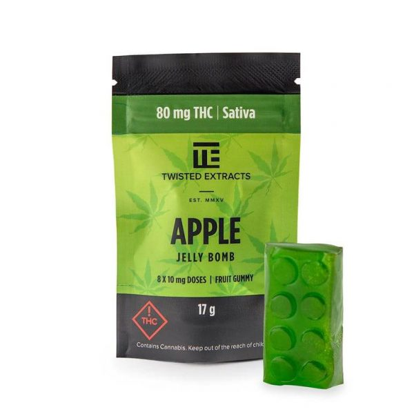 Twisted Extract apple
