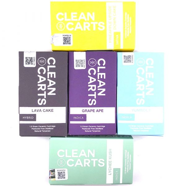 Clean Carts for Sale
