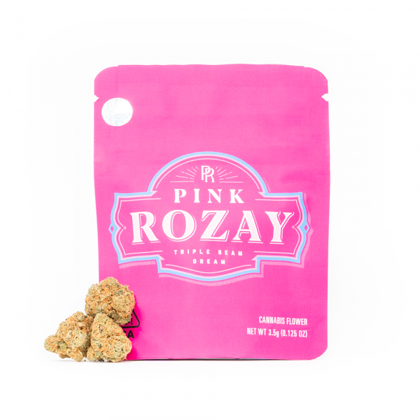 Pink Rozay Weed Strain for Sale